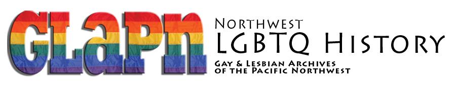 Gay and Lesbian Archives of the Pacific Northwest