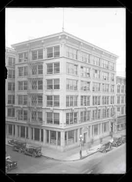 Artisans Building, Broadway and Oak, Portland