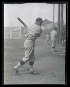 Clarke, baseball player