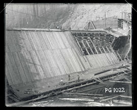Cazadero Dam, re-decking