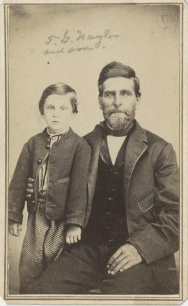 Naylor, Thomas George and son