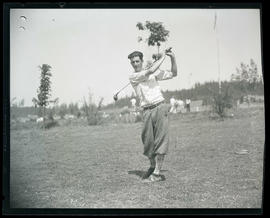James Bushong, golfer