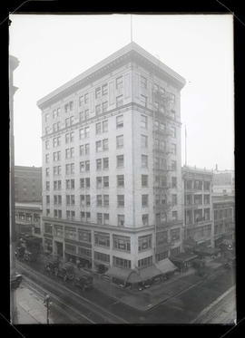 Broadway Building, Broadway and Morrison, downtown Portland