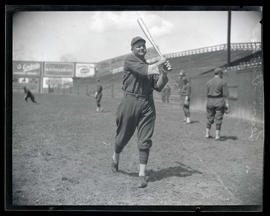 Lewis Guisto, baseball player for Oakland