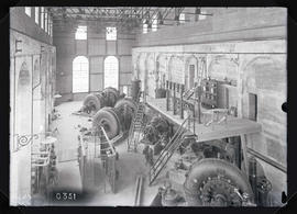 Bull Run, Little Sandy Dam, powerhouse interior