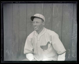Harris, baseball player for Portland