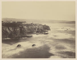 """Coast View off Mendocino."" (Mammoth 192)"