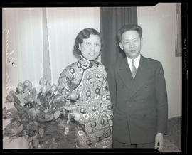 General and Mrs. Chang