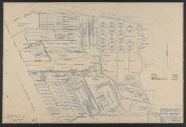 General Arrangement of Shipyard, Oregon Shipbuilding Corporation