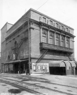 Heilig Theater, Portland, Oregon, circa 1907