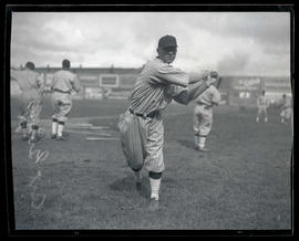 Art Griggs, baseball player for Seattle