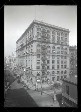 Chamber of Commerce building, Stark Street, Portland