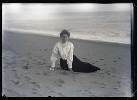 Nellie B. at the sea