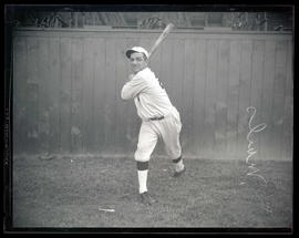 Mails, baseball player for Portland