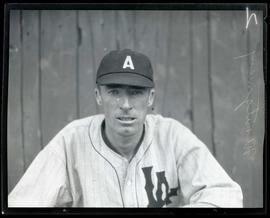 Montgomery, baseball player for Los Angeles