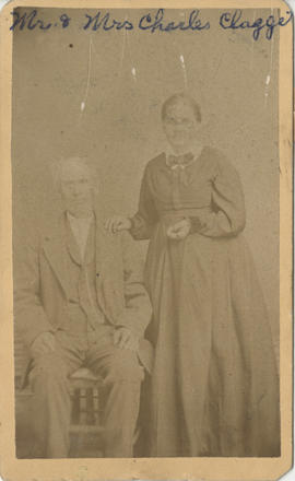 Claggett, Charles and Mary (Irvine)
