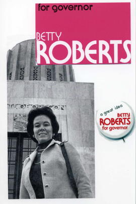 Oral history interview with Betty Roberts [Image 16]