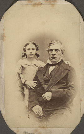 Ermatinger, Francis and girl