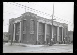 Sunnyside Masonic Temple, East 39th Street and Hawthorne Avenue, Portland
