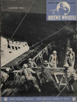The Bo's'n's Whistle, Volume 03, Number 18