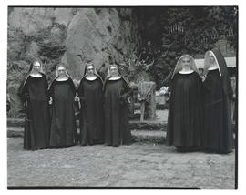 Nuns at The Grotto, Portland