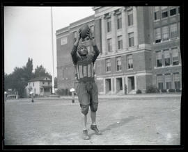 Don Anderson, Washington High School football player