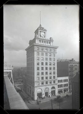 Journal Building, Broadway and Yamhill, Portland