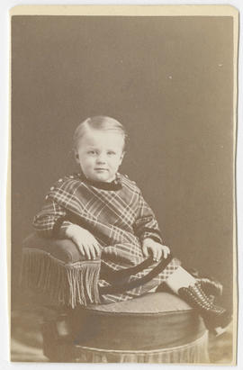 Unidentified young child