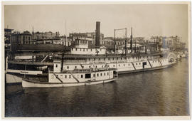 "Steamboats ""Telephone"" and ""Stranger"""