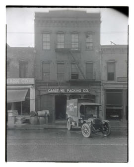 Carstens Packing Company, Front Street, Portland