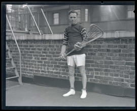 George Arcand, lacrosse player