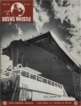 The Bo's'n's Whistle, Volume 03, Number 07