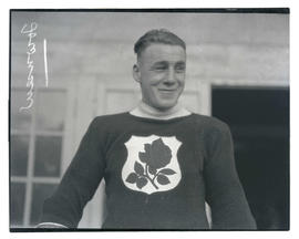 Townsen, hockey player for Portland Rosebuds