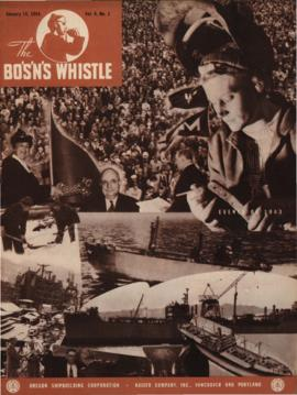 The Bo's'n's Whistle, Volume 04, Number 01