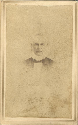Parrish, Reverend Edward Evans