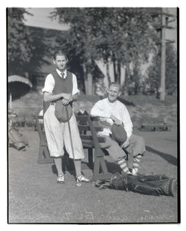 Emory and E. L. Zimmerman, golfers