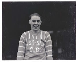 Sadington, hockey player for East-Side C. C.