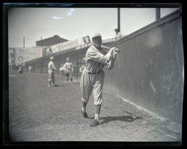Hoffman, baseball player