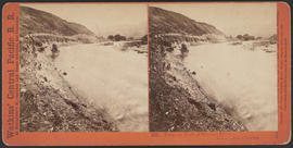 """Scene on Bank of Truckee River, Lower Cañon of Truckee"" (Stereograph 295)"