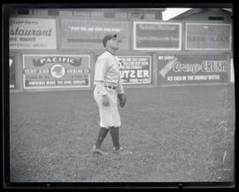 Roy Lingrel, baseball player for Portland