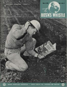 The Bo's'n's Whistle, Volume 03, Number 09