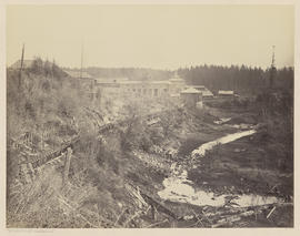 """Oswego Iron Works, Oregon."" (Mammoth 406)"