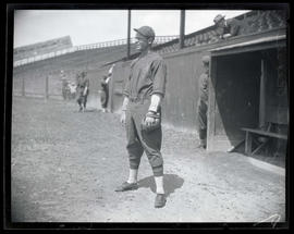 James Reese, baseball player for Oakland