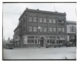 Building at East Washington and Grand Avenue, Portland
