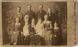 Roberts, E. P. and family