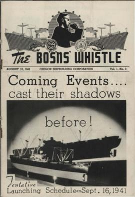 The Bo's'n's Whistle, Volume 01, Number 03
