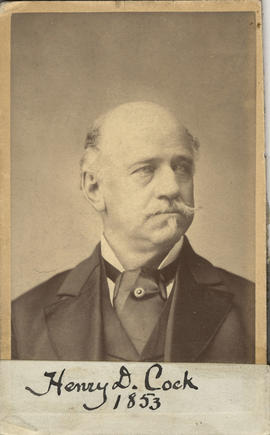 Cock, Henry D.