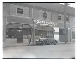 Hickman Products Company warehouse, Portland