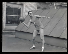 Ervin Kramer, basketball player