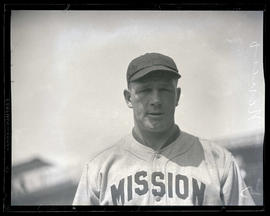 Nevers, baseball player for Mission